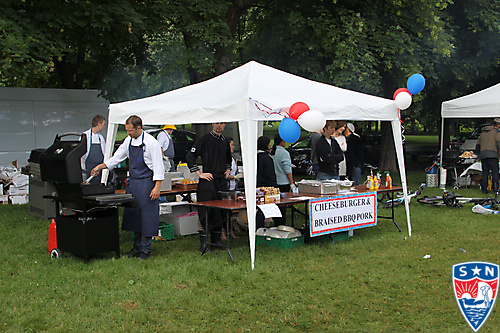 ACCN's 4th of July event in Frognerparken, Oslo, 2012_19