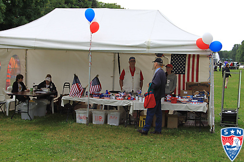 ACCN's 4th of July event in Frognerparken, Oslo, 2012_15