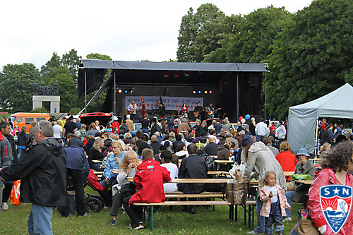 ACCN's 4th of July event in Frognerparken, Oslo, 2012_18