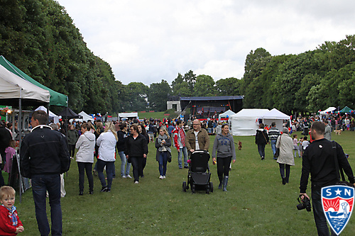 ACCN's 4th of July event in Frognerparken, Oslo, 2012_23